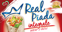 REAL PIADA INTEGRALE